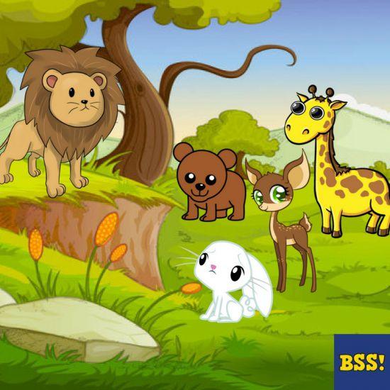 short animal stories