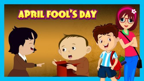 april fools day story