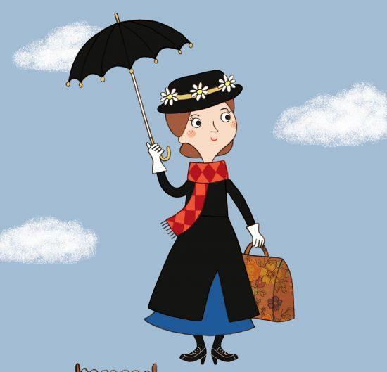 mary poppins story