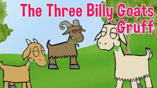 three billy goats gruff