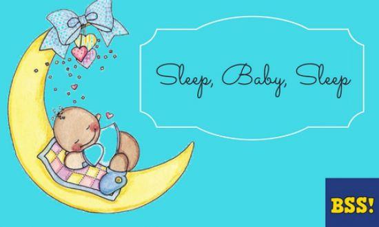sleep baby sleep song