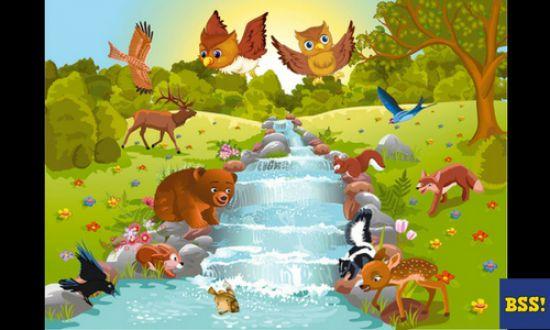 cute animal stories