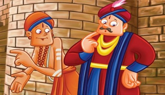 tenali raman short stories