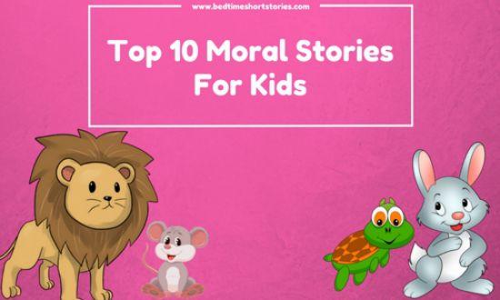 moral stories for kids