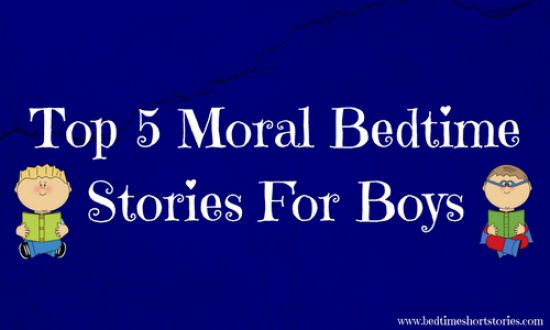 bedtime stories for boys