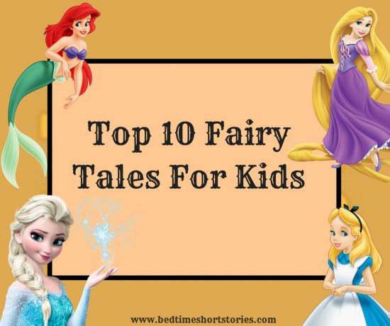 fairy tales for kids