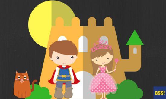 short fairytale stories online
