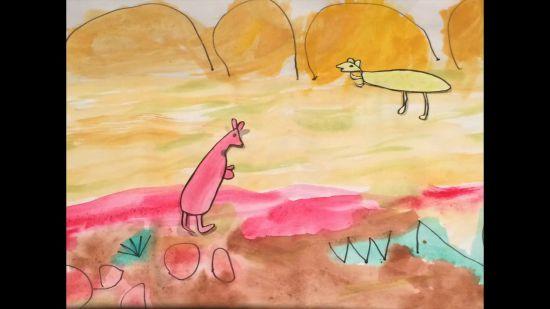 dreamtime stories for kids