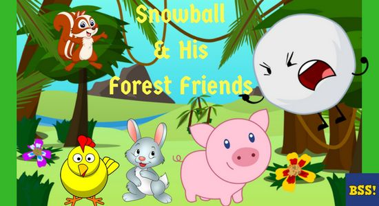 animal stories for kids in english