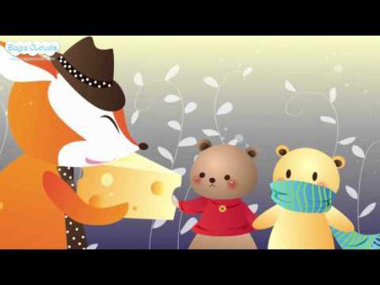 short stories for kindergarten