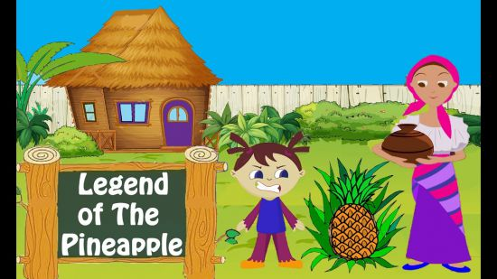 legend of pineapple