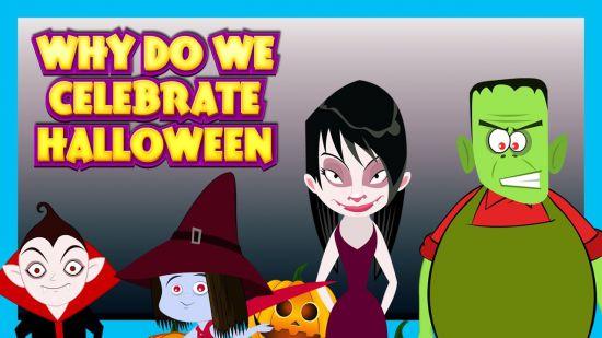 why do we celebrate halloween