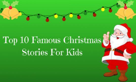 christmas stories for kids