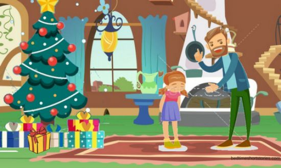 short christmas story with moral lesson