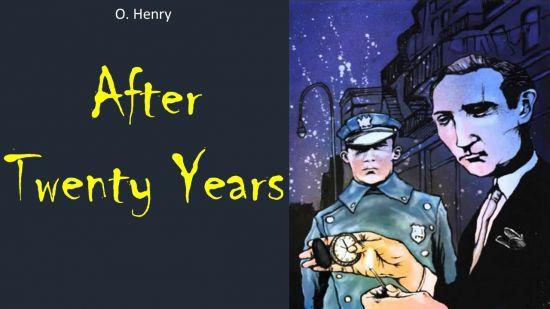 after twenty years summary