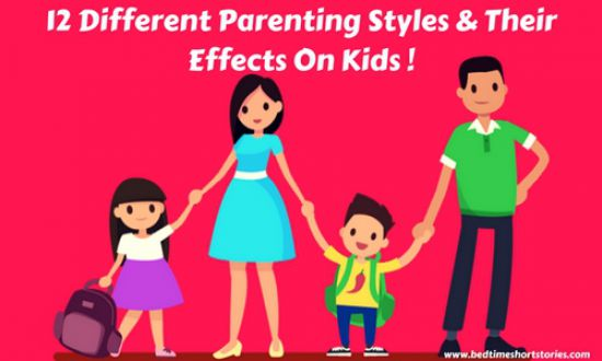 different parenting styles