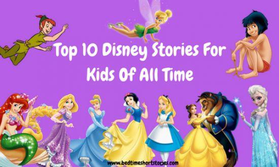 disney stories for kids