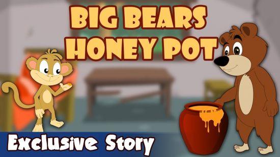 children's short stories about bears
