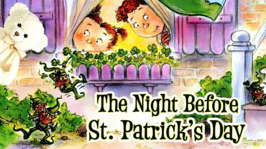 the night before st patrick's day