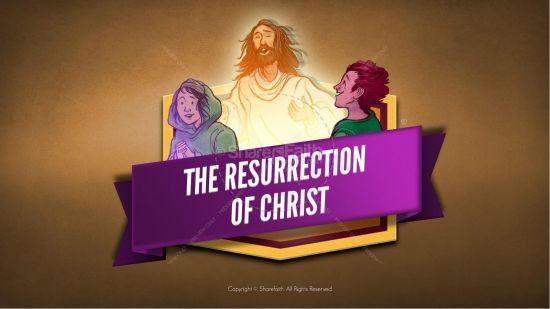 the resurrection of jesus christ