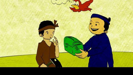moral story for kids