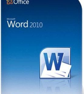 Microsoft Word သင္ခန္းစာ