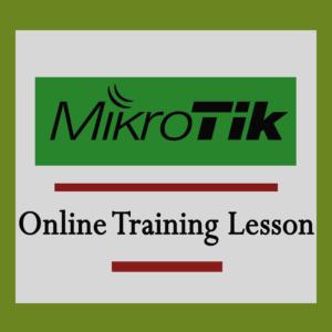 MikroTik RouterSO Online Training (Myanmar)