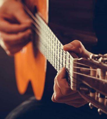 Guitar tutorial Myanmar