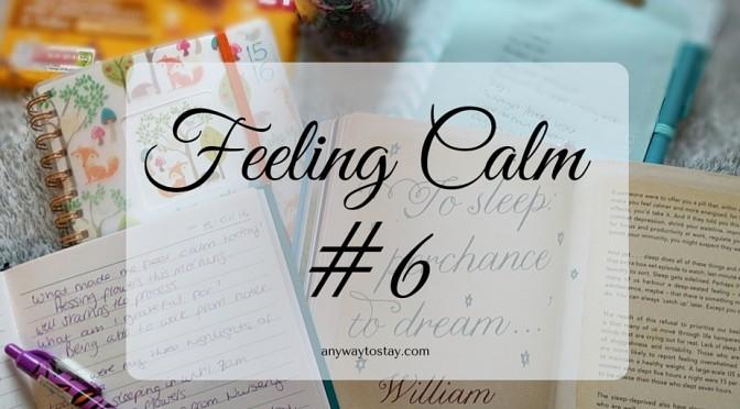 Feeling Calm #6