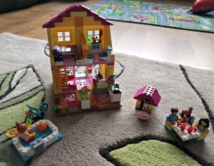 Family House play set
