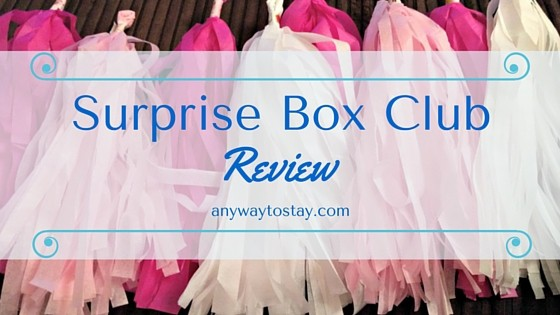Surprise Box Club Review