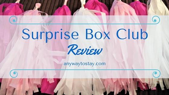 Surprise Box Club Review