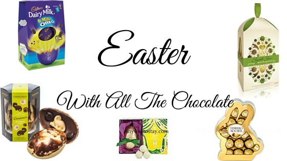 Easter With All The Chocolate