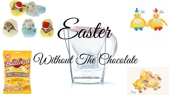 Easter Without The Chocolate