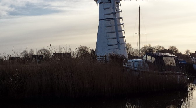 Adventure The Broads in Norfolk with New Cottage Company