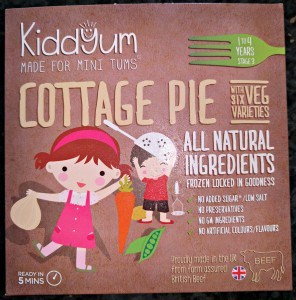 Kiddyum Cottage Pie