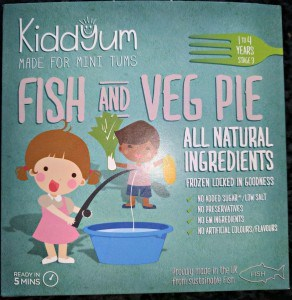 Kiddyum Fish Pie
