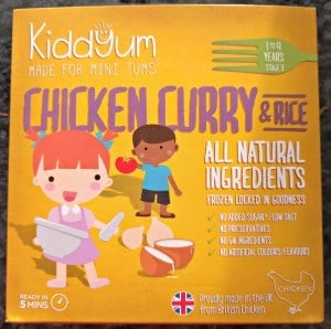 Kiddyum Chicken Curry