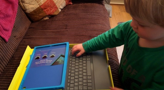 The BLOK iPad Case from Logitech – Review
