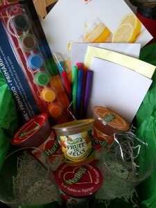 My lovely Hartley's Jelly Hamper