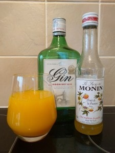 Fruity Gin Cocktail