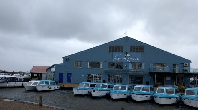 Herbert Woods Boatyard