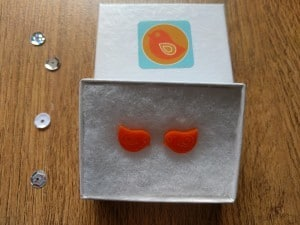 Adorable Earrings in Matching Gift Box