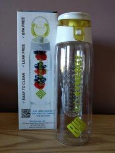 Bio Synergy Fruit Infuser Bottle