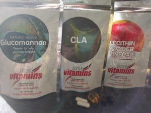 Diet Help from Just Vitamins