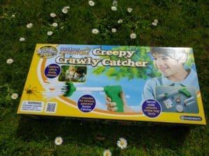 Creepy Crawler Catcher