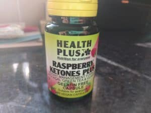 Health Plus - Raspberry Ketones Plus