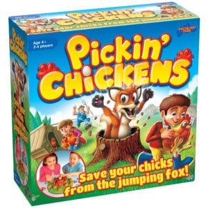 Pickin' Chickens