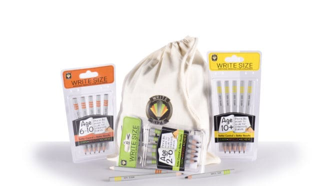Win a Write Size Prize Bundle