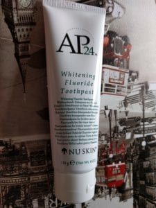 AP24 Whitening Toothpaste from NuSkin